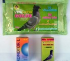 Razni vitamini za golubove
